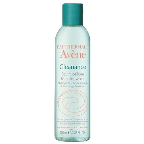 EAU MICELLAIRE PEAUX GRASSES A IMPERFECTIONS 100ML CLEANANCE AVENE