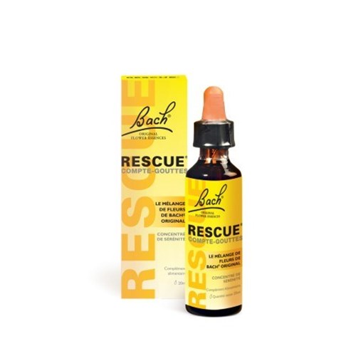 RESCUE gouttes 20 ml