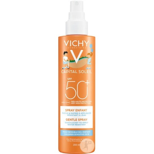 VICHY IDEAL SOLEIL SOFT GENTLE CHILD VERY HIGH PROTECTION SPF50 + 200ML