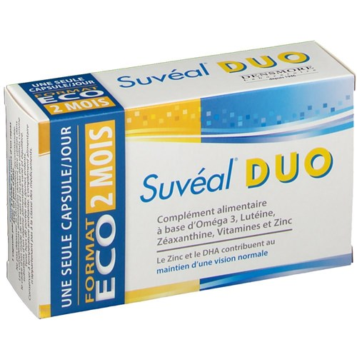 SUVEAL DUO 60 CAPSULES