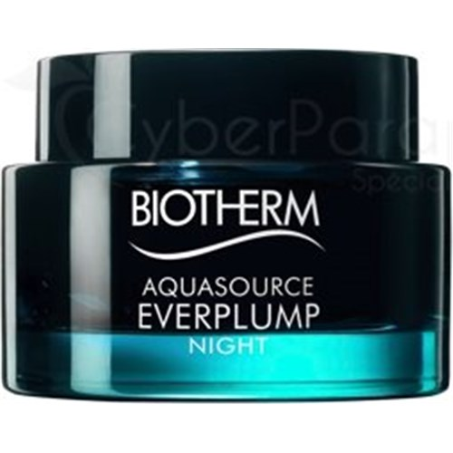 AQUASOURCE EVERPLUMP NIGHT, masque de nuit repulpant effet rebond, 75ml