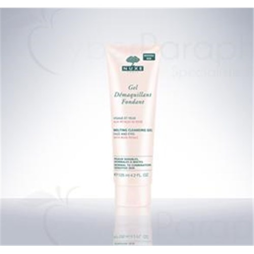 Rose Petals Cleansing Gel Fondant 125 ml