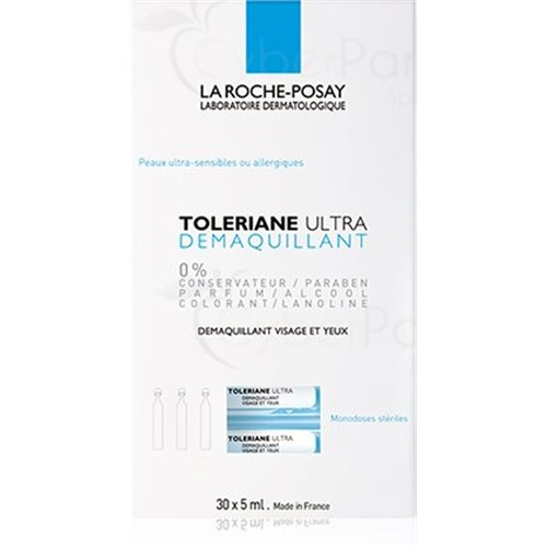 Tolériane CLEANSING SOLUTION, cleansing solution for the eyes. - Bt 30