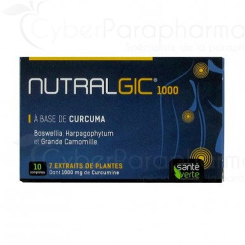 NUTRALGIC Inflammatory pain 10 tabs