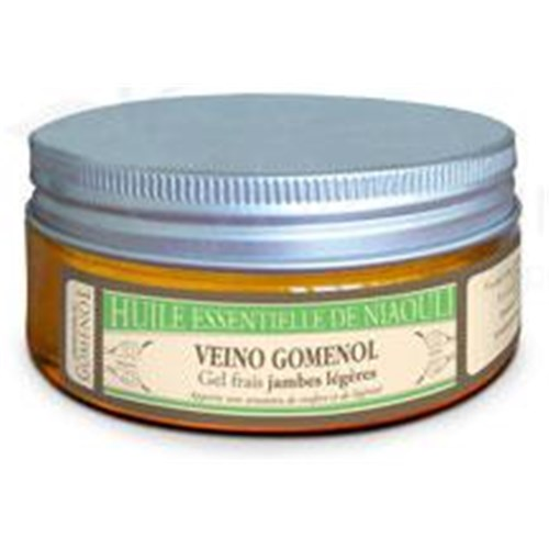 Veno GOMENOL GEL FRESH LEGS, fresh essential oil of Tea Tree Gel. - 150 ml pot